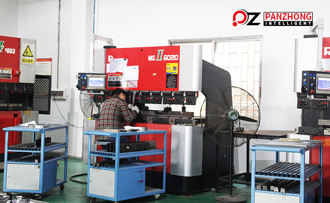 Panzhong has established it's new and big manufacturing base in Nanshan