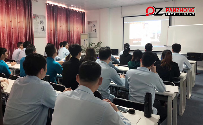 How To Be a Good Sales Man? Panzhong Intelligence Monthly Sales Training